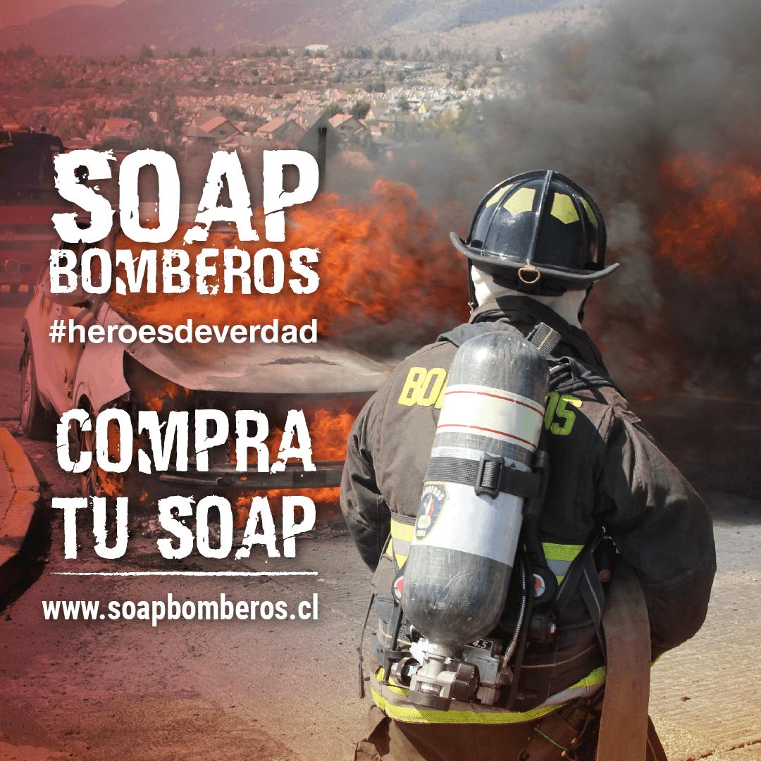 Apoya a Bomberos con tu SOAP